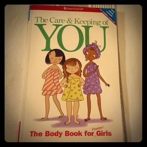 "5/$20** ""The Care & Keeping of You"" Book"